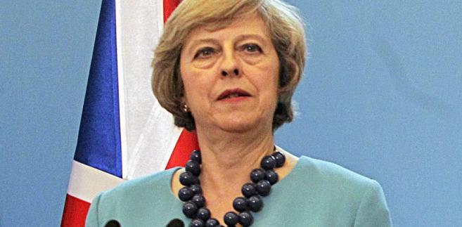 Theresa May jest z punktu widzenia Unii najbardziej spolegliwym partnerem.