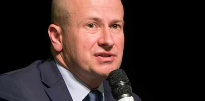 Dr Bartłomiej Wróblewski, poseł PiS, konstytucjonalista, autor wniosku do TK o zbadanie przepisów dopuszczających aborcję eugeniczną