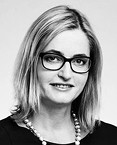 Aleksandra Wędrychowska-Karpińska radca prawny, partner w kancelarii WKB Wierciński, Kwieciński, Baehr