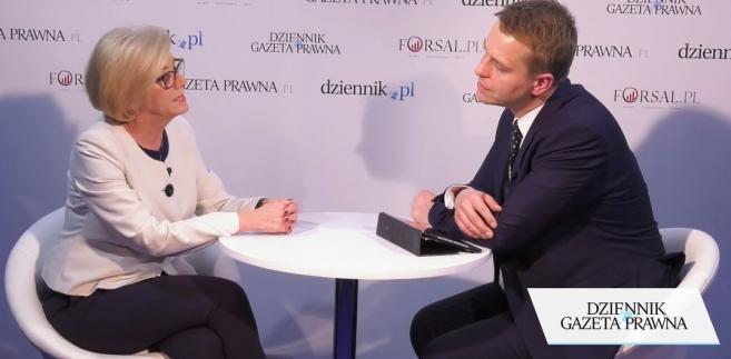 Marzena Machałek i Marek Tejchman