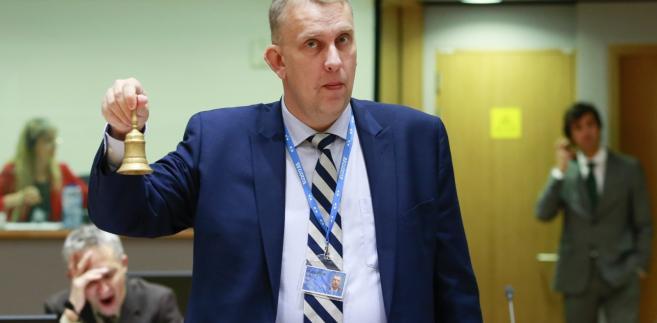 Mart Kivine negocjator budżetu UE 2018