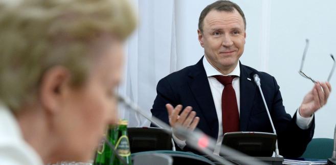Prezes TVP Jacek Kurski od dawna krytykuje pomiary Nielsena