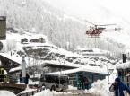 Zima uwięziła 13 tys. turystów w ośrodku u podnóża Matterhornu. Zamknięte drogi, nie kursuje kolej