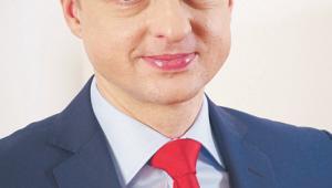 Paweł Jaroszek członek Zarządu ZUS