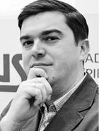 Wojciech Andrusiewicz, rzecznik prasowy ZUS