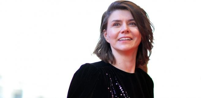 Małgorzata Szumowska na Festiwalu Filmowym w Berlinie