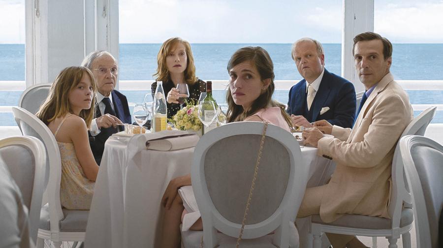 """Francuski dramat """"Happy End"""" (2017) w reżyserii Michaela Haneke na ekranach polskich kin od piątku, 16 marca."""