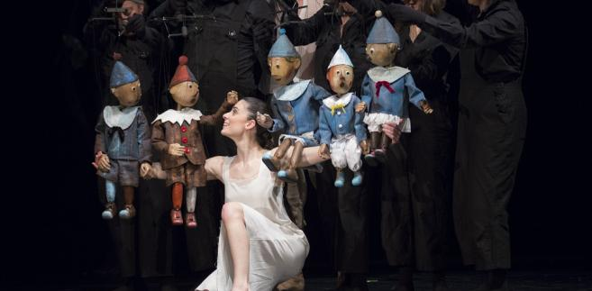 Król Marionetek, teatr