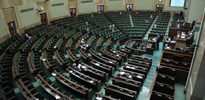 Projekt ustawy został przedłożony przez prezydenta.