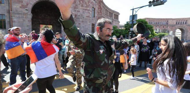 Protesty w Armenii trwają od kilku tygodni