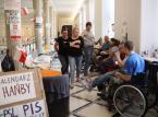 Kopcińska: Liczę, że protestujący zaakceptują przyjętą ustawę i wrócą do domu
