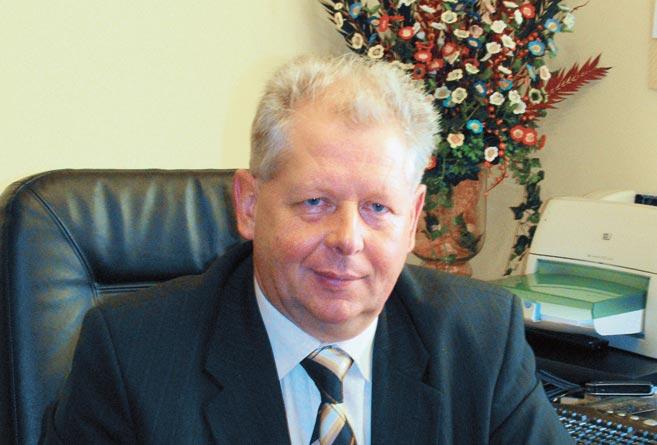 Wacław Ligęza, burmistrz Bobowej