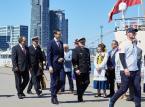 Gróbarczyk o stoczniowych planach rządu: Dziesięć promów w piętnaście lat