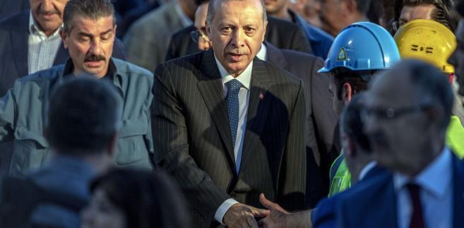 Recep Tayyip Erdogan jest porównywany do Ataturka (w umiłowaniu pełni władzy)