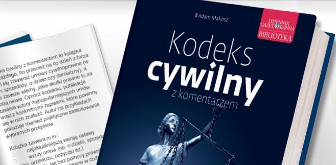 e-book: Kodeks cywlilny z komentarzem