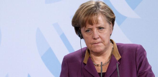 Kanclerz Niemiec Angela Merkel może przegrac wybory.