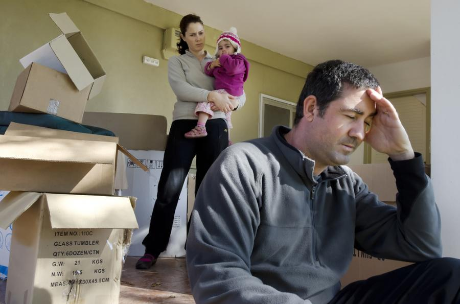 kredyt, nieruchomości, bieda
