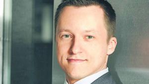 Michał Nielepkowicz, menedżer w Ernst & Young Fot. materiały prasowe