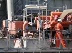 W KLUKOWEJ HUCIE FIRMA BNK Petroleum Inc ROZPOCZĘŁA TESTOWY ODWIERT W POSZUKIWANIU GAZU ŁUPKOWEGO ODWIERT BĘDZIE SIĘGAŁ NA OK 4000 METRÓW