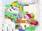 Koncesje udzielone na wydobycie gazu łupkowego w Polsce - mapa