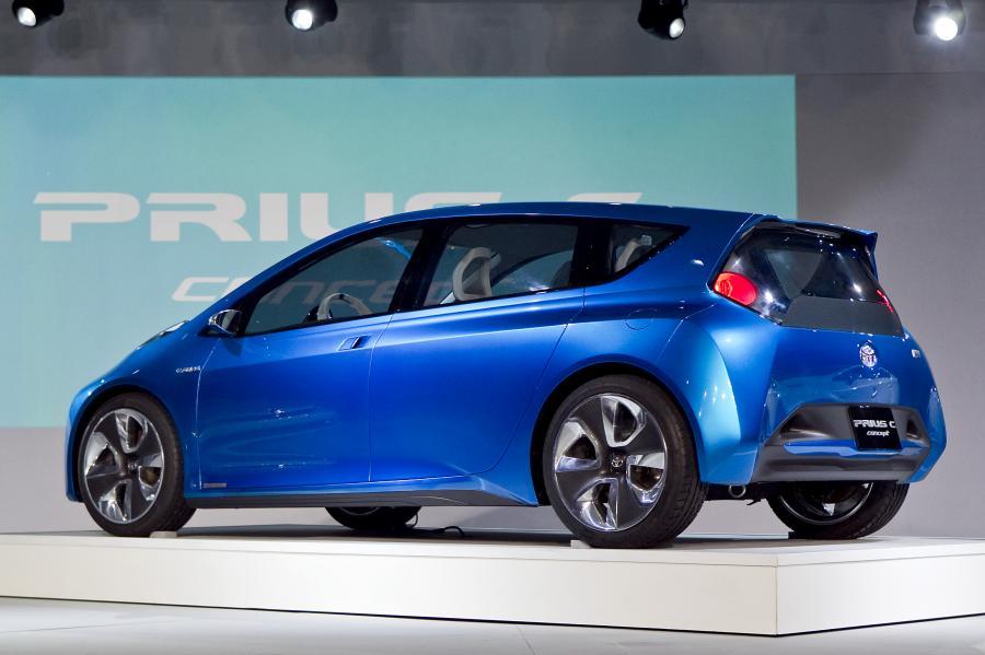 5. Toyota Prius c. Oszczędności w ciągu pięciu lat wyniosły 1469 dol.
