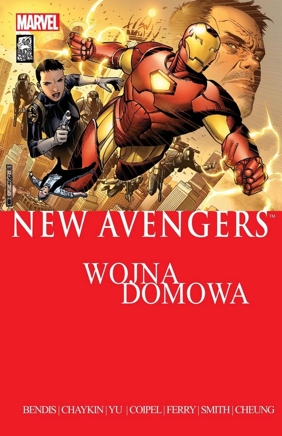 New Avengers: Wojna domowa