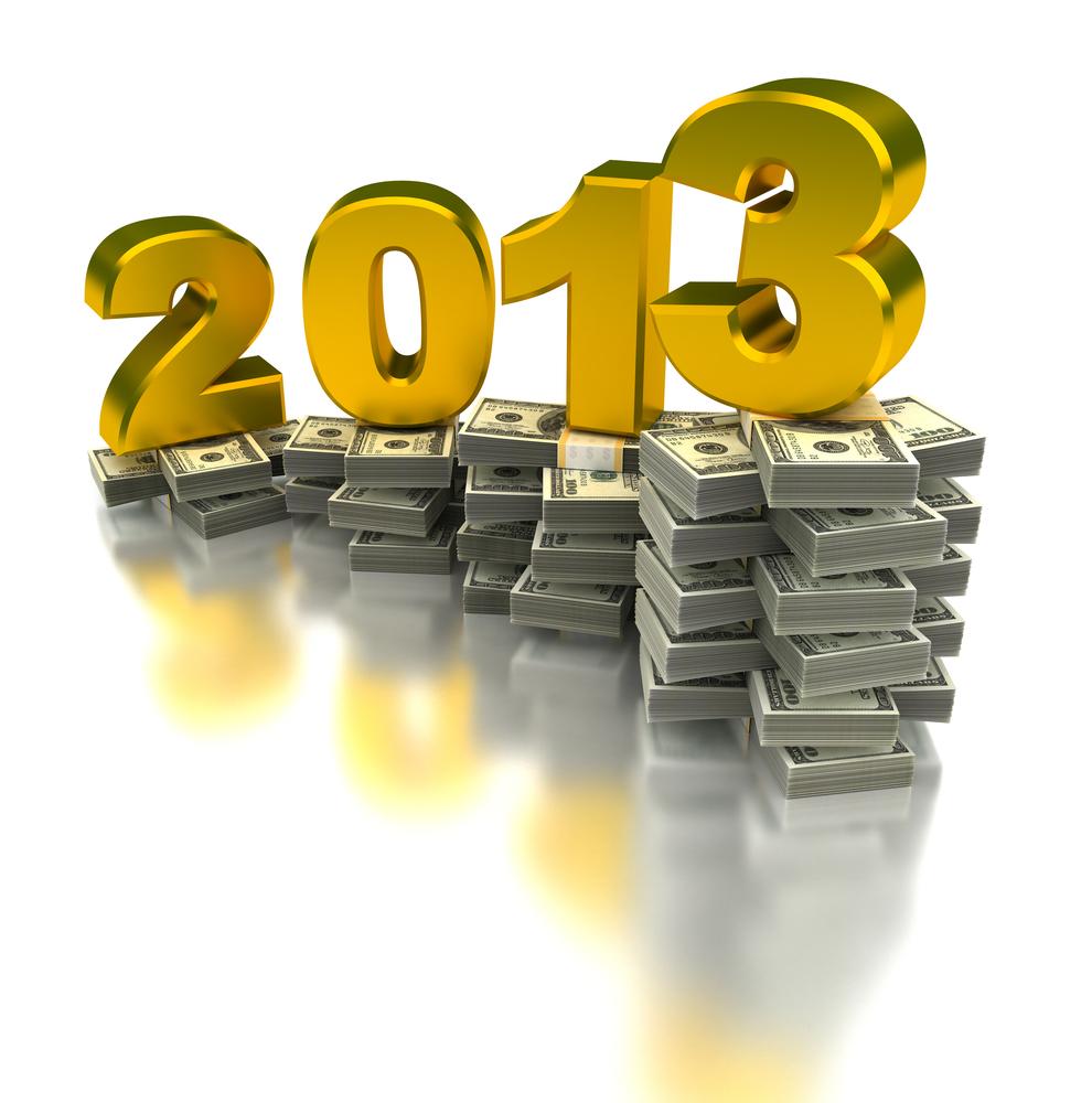 pieniądze, finanse, 2013