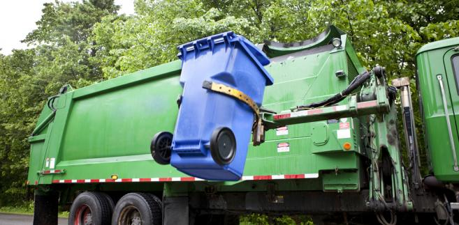 Rewelacyjny Od 1 lipca obowiązkowo cztery pojemniki na odpady. Ceny śmieci AU78