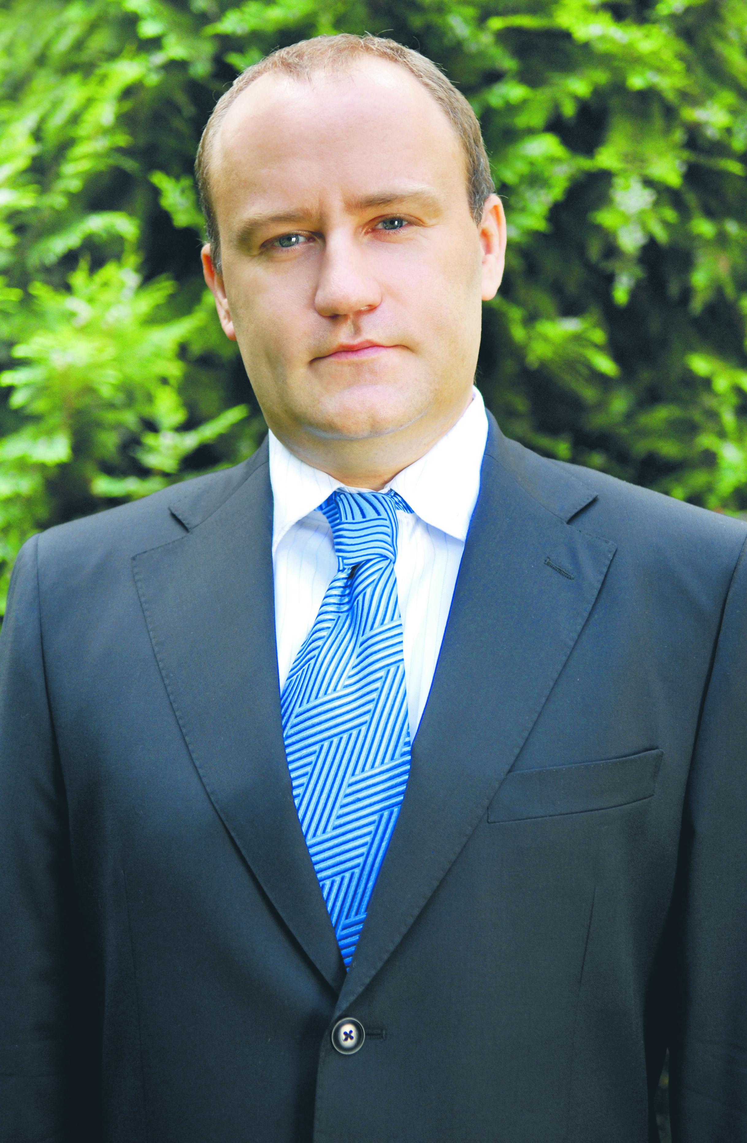 Dr Piotr Karwat, radca prawny z kancelarii Chadbourne &Parke, wykładowca na Uniwersytecie Warszawskim