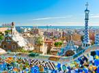 10. miejsce - Barcelona. Perła Katalonii jest najchętniej odwiedzanym przez turystów miastem w Hiszpanii. 8,41 mln turystów zdecydowało się zobaczyć Barcelonę w 2012 roku.