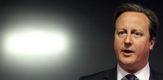 Cameron zdaniem gazety żąda  reorganizacji struktury Unii, tak by 19 państw euro nie mogło dominować nad 9,