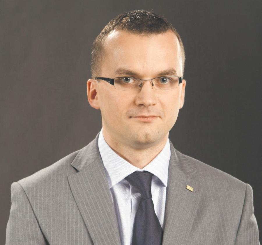 Przemysław Powierza  doradca podatkowy, partner w RSM Poland KZWS, fot mat prasowe