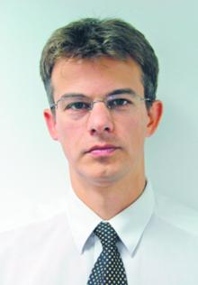 Dariusz Trzeciak, członek zarządu Sferii
