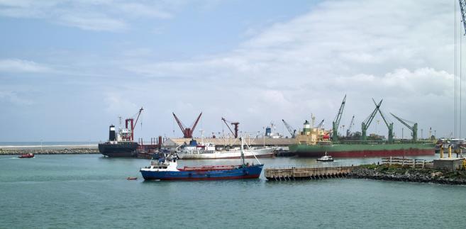 Togo, Port w Lome