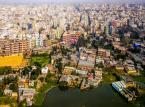 2. miejsce - Dhaka w Bangladeszu z wynikiem 38,7/100 punktów