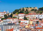 4. miejsce: Zamek św. Jerzego w Lizbonie – wybudowany przez Maurów w XII wieku w najstarszej dzielnicy Lizbony – Alfamie. Obecnie zamek jest jedną z większych atrakcji turystycznym portugalskiej stolicy, a z jego murów roztacza się bardzo ładny widok na miasto.