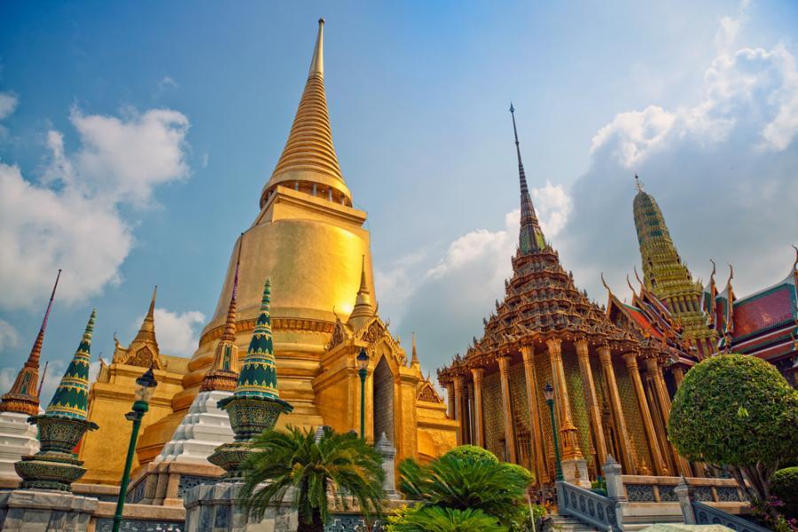 Wat Pho –  Świątynia Odpoczywającego Buddy