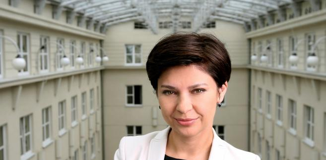 Bożena Lublińska-Kasprzak, prezes PARP, (23)