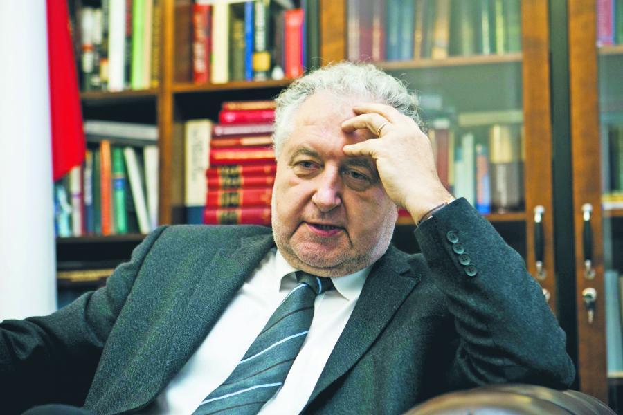 Andrzej Rzepliński/ fot. Wojtek Górski