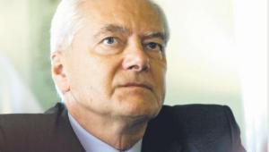 prof. Lech Gardocki pierwszy prezes Sądu Najwyższego w latach 1998–2010i / fot. Wojtek Górski