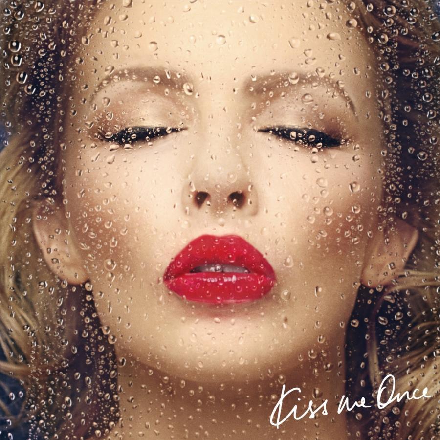 """Kylie Minogue """"Kiss Me Once"""""""