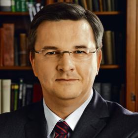 Rafał Dębowski adwokat, sekretarz Naczelnej Rady Adwokackiej