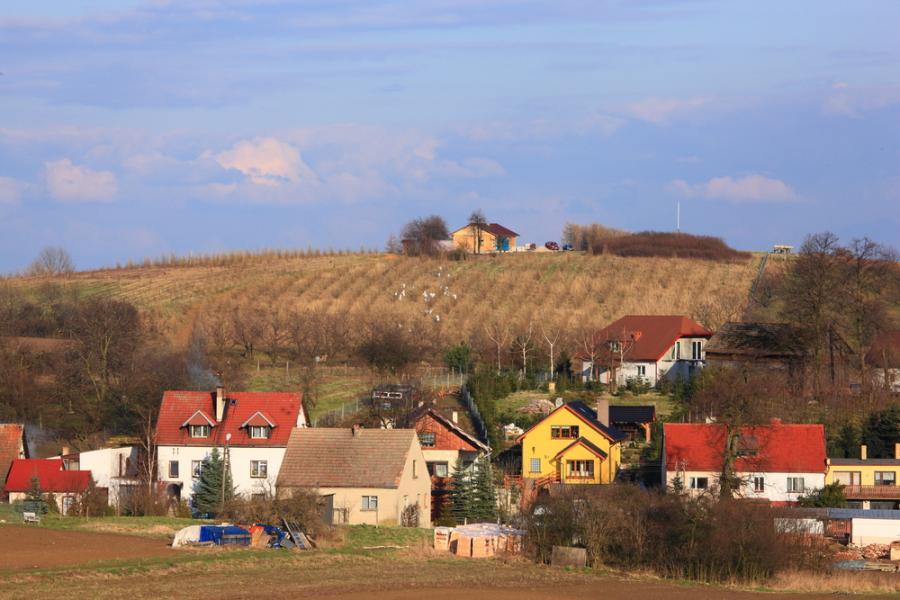 wieś, wioska,