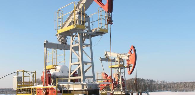 Rosja, ropa naftowa