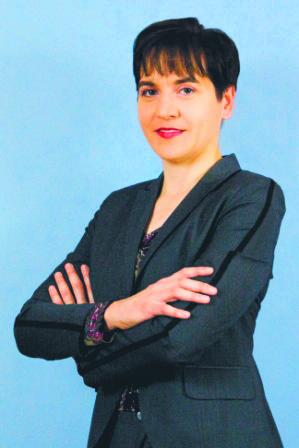 Aneta Dobczyńska, doradca podatkowy w Optant Accounting