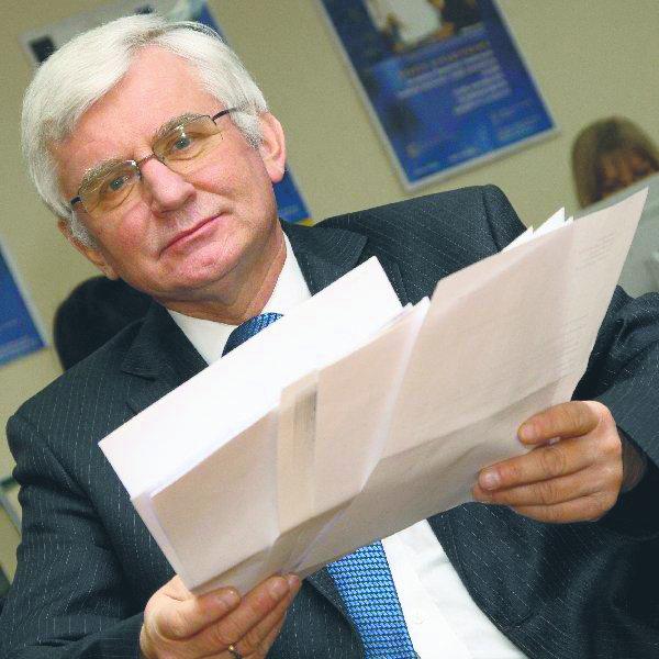 Prof. Zenon Wiśniewski, Uniwersytet Mikołaja Kopernika w Toruniu