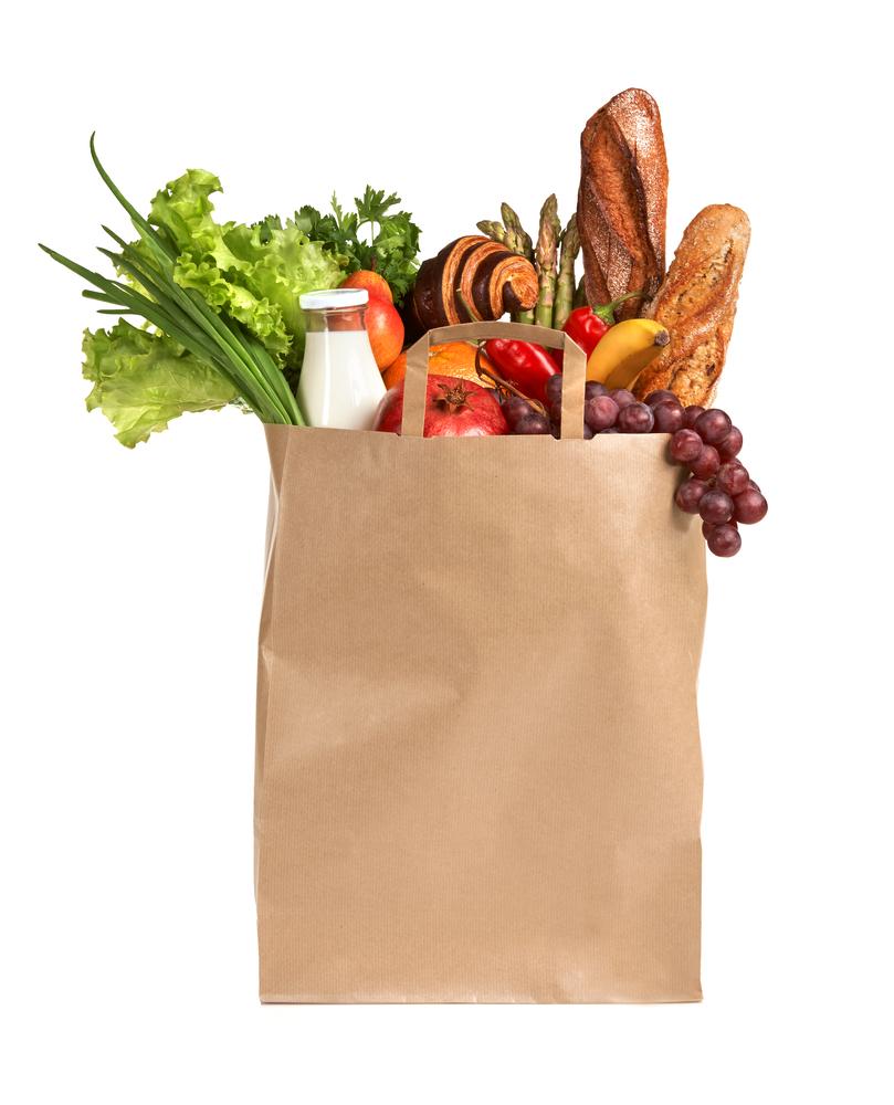 torba, żywność