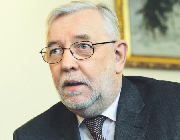 Jerzy Stępień / fot. Wojtek Górski