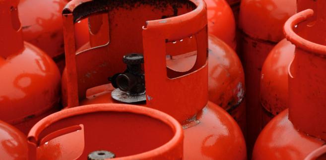 Zaawansowane Masz czerwoną butlę gazową? Musisz ją przemalować - Energetyka LJ34