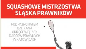 Squashowe Mistrzostwa Śląska Prawników